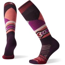 Acquisto Women's PhD Ski Light Elit Pattern Socks Bordeaux