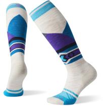 Acquisto Women's PhD Ski Light Elit Pattern Socks Moonbeam