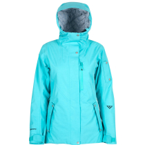 Achat Women Corpus Insulated Gore-Tex Jacket Turquoise Blue
