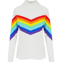 Achat Women's Baselayer Top Rainbow Road