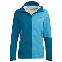 Kauf Women's Simony 2,5L Jacket III Kingfisher