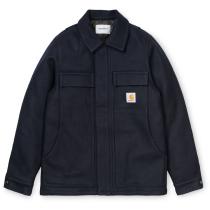 Buy Wool Arctic Coat Dark Navy