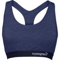 Buy Wool Crop Top W's Indigo Night