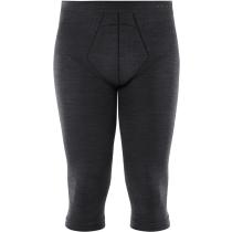 Acquisto Wool Tech 3/4 Tights Regular Fit M Black