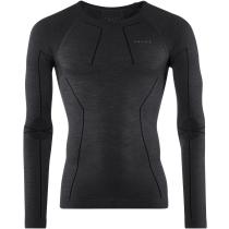 Achat Wool Tech Longsleeve Shirt M Black