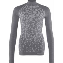 Acquisto Wool Tech Longsleeved Trend Regular Fit W Grey Heather
