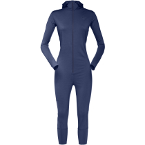 Buy Wool One-Piece W Indigo Night