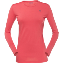 Compra Wool Round Neck (W) Crisp Ruby
