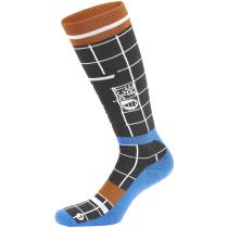 Acquisto Wooling Socks Black Rip Eblue