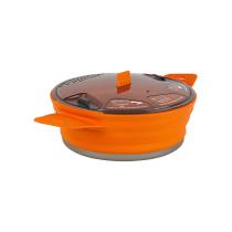 Buy X pot casserole pliable Small Orange