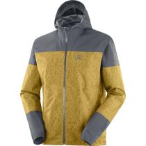 Achat XA 2.5L Waterproof Jacket Cumin/Ebony/Ao