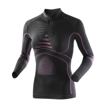 Achat Energy Accumulator Evo Zip Tee Women Noir/Violet