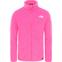 Kauf Y Snow Quest Full Zip Recycled Mr. Pink
