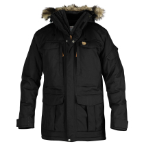 Buy Yupik Parka Black