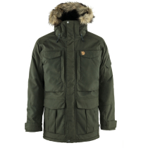Buy Yupik Parka M Deep Forest