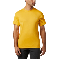 Achat Zero Rules Short Sleeve Shirt M Bright Gold