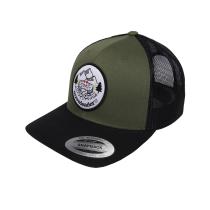 Buy Zoé Trucker Cap Kaki