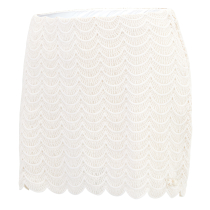 Buy Zoe Skirt White