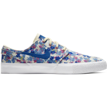 Achat Zoom Janoski Cnvs Rm Prm Fossil/Team Royal-Fossil-Fire Pink