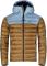Men's Agile Jacket Pecan Brown