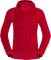 Falketind Alpha120 Zip Hood W'S Jester Red