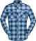 Svalbard Flannel Shirt M's Heritage Blue/Indigo Night