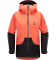 Khione Insulated Jacket Women Coral Pink/Slate