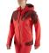 Roc Spire Jacket Women Hibiscus Red/Maroon Red