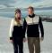 Lahti M Sweater Navy / Raspberry / Off White