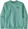 M's P-6 Label Uprisal Crew Sweatshirt Light Beryl Green