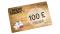 Carte Cadeau virtuelle 100€