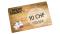 Carte cadeau virtuelle 10€