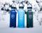 21 Oz Hydroflask x Snowleader Cobalt