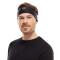 Coolnet UV+ Headband Solid Black