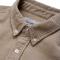 L/S Madison Cord Shirt Wall / Black