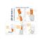 Matelas Ultralight Insulated Orange