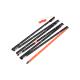Carbon Probe 280 speed lock neon orange