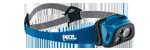 frontale Petzl Tikka R+ Bleu