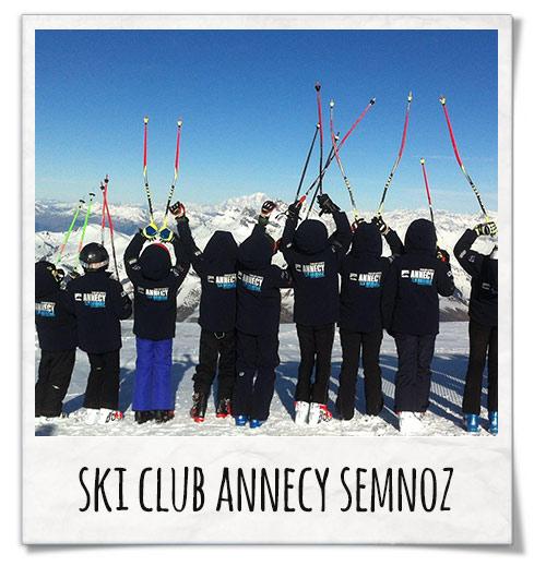 Ski Annecy Semnoz