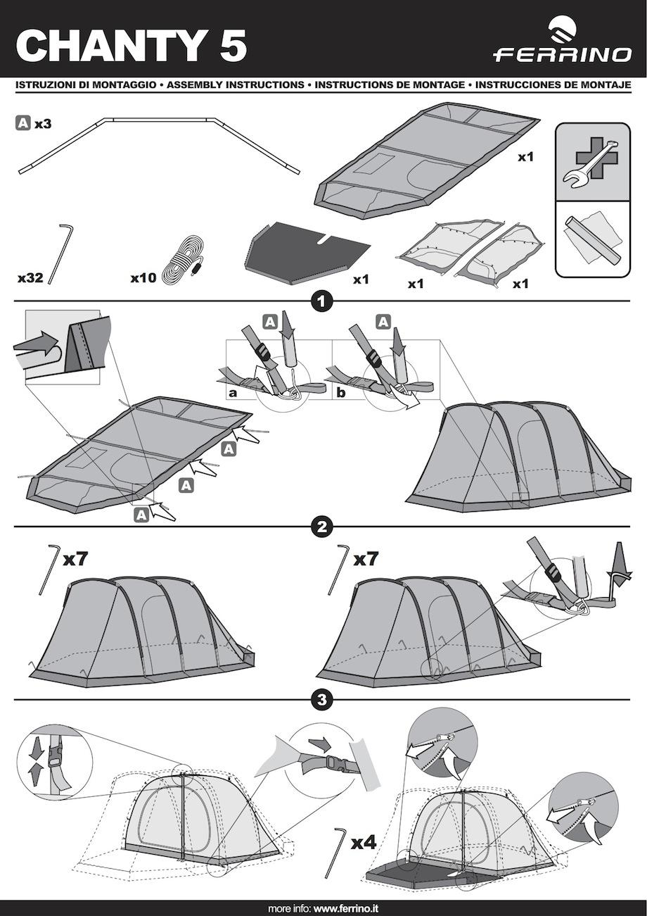 montage tente ferrino chanty-5