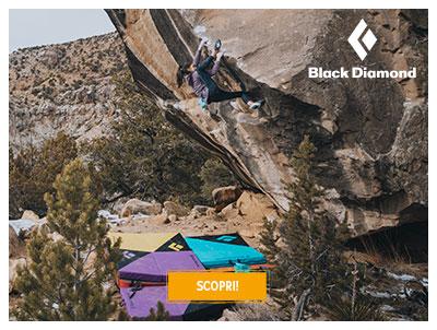 Scopri Black Diamond novità