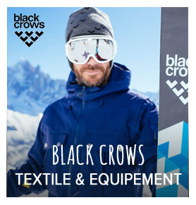 Nouvelle collection Black Crows !
