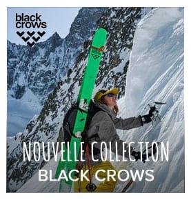 Nouvelle collection Black Crows !
