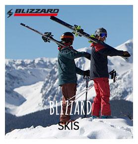 blizzard Skis 2017