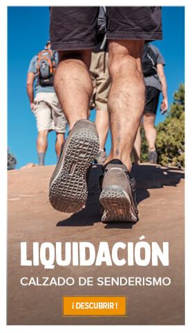 ¡Liquidaciones Snowleader: Calzado de senderismo!
