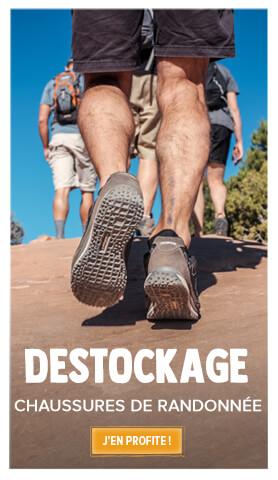 Profitez du destockage Snowleader sur les chaussures de randonnée !