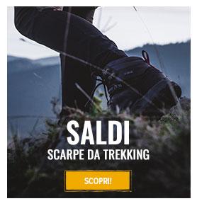 Saldi sopra scarpe da trekking : fino a -50% !