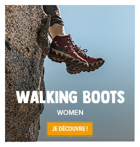 Women's Walking Boots !