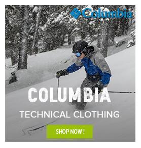 Technical clothing columbia, Men, women, kid !