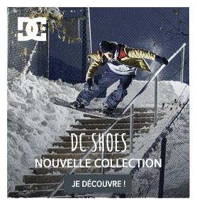 Nouvelle collection DC Shoes !